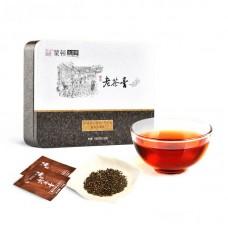 """2018, Старый чай, """"Де Люкс"""", 10 г/коробка, смола, ч/ф Мэндунь"""