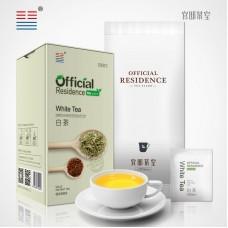 """2014, Белый чай (""""Чайный домик""""), 20 г/коробка, смола, ч/ф Мэндунь"""