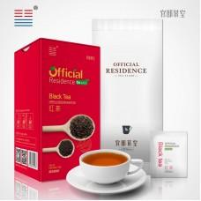 """2014, Красный чай (""""Чайный домик""""), 20 г/коробка, смола, ч/ф Мэндунь"""