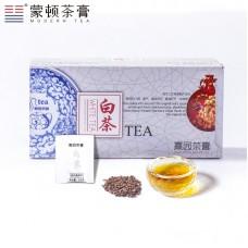 """2015, Белый чай (""""Сад на рассвете""""), 10 г/коробка, смола, ч/ф Мэндунь"""