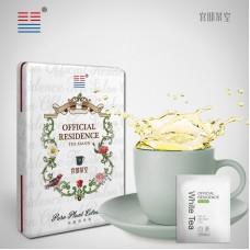 """2015, Белый чай (""""Чайный домик""""), 5 г/коробка, смола, ч/ф Мэндунь"""
