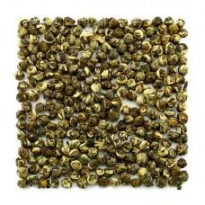 2020, Жасминовый жемчуг (аром.), зелёный, зиплок-пакет, 100 г