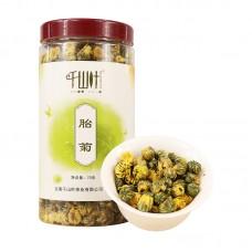 2017, Хризантема в бутонах, 70 г/банка, цвет. чай, ч/ф Цяньшань Е