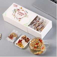 2017, Луговой сбор, 240 г/коробка, цвет. чай, ч/ф Цяньшань Е