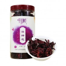 2017, Гибискус, 70 г/банка, цвет. чай, ч/ф Цяньшань Е