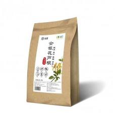 2019, Жимолость японская, корень, 60 г/пакет, цвет. чай, ч/ф Чжунча