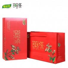 2017, Ячменный чай, 258 г/коробка, цвет. чай, ч/ф Юн Цинсун