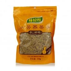 2017, Светлый гречишный чай, 500 г/пакет, цвет. чай, ч/ф Юн Цинсун