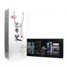 2017, Подарочный набор злакового чая, 192 г/комплект, цвет. чай, ч/ф Юн Цинсун