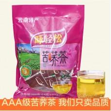2017, Гречишный чай (+витамин Р), 388 г/пакет, цвет. чай, ч/ф Юн Цинсун