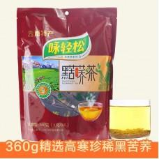2017, Гречишный чай, 360 г/пакет, цвет. чай, ч/ф Юн Цинсун