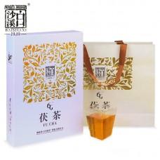 2019, Шесть благодетелей Хунани (пятилетнее сырьё), 1 кг/коробка, чёрный чай, ч/ф Байшаси