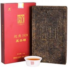2019, Классика 1939 года, 1 кг/кирпич, чёрный чай, ч/ф Байшаси