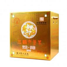 2019, Два Дракона, любао,, 500 г/коробка, чёрный чай, ч/ф Саньхэ