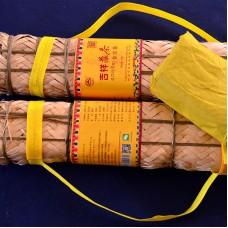 2017, Золото в бамбуке, 2 кг/шт, чёрный чай, ч/ф Цзисян Цан