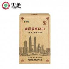 2017, Легенды Учжоу (рассыпной), 500 г/коробка, чёрный чай, ч/ф Чжунча