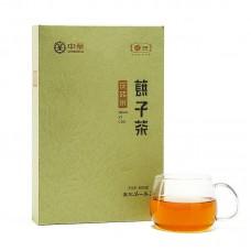 2018, Хунцзы, сырьё нежных стебельков, провинция Хунань, 800 г/коробка, чёрный чай, ч/ф Чжунча