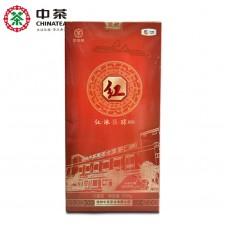 2018, Любао 7068, урожай 2012 года, 250 г/коробка, чёрный чай, ч/ф Чжунча
