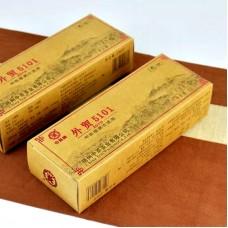 2019, Ваймао 5101, урожай 2017, 200 г/коробка, чёрный чай, ч/ф Чжунча