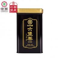 2021, Тушь для каллиграфии, 150 г/банка, чёрный чай, ч/ф Чжунча
