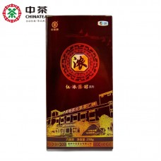 2018, Аромат бетелевого ореха (любао), 250 г/коробка, чёрный чай, ч/ф Чжунча