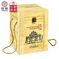 2015, Аомэнь наш!, любао урожая 2015, 1 кг/коробка, чёрный чай, ч/ф Чжунча