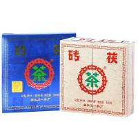 2021, Памятная дата, 580 г/коробка, чёрный чай, ч/ф Чжунча