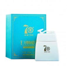 2009, Исполнение всех желаний, любао урожая 2009 года, фарфор, 150 г/комплект, чёрный чай, ч/ф Чжунча