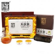 2017, Трёхлетняя выдержка (чёрн.чай), 1 кг/коробка, шу, ч/ф Байшаси