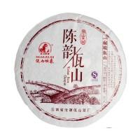 2013, Волны чайных ароматов, 357 г/блин, шу, ч/ф Вашань Инсян