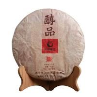 2019, Мэнхайский купаж, 357 г/блин, шу, ч/ф Гоянь