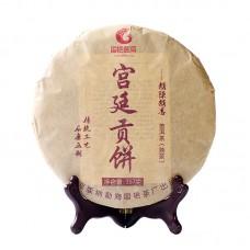 2015, Гунтин гунбин, 357 г/блин, шу, ч/ф Гоянь