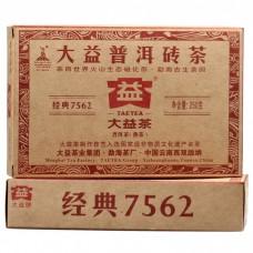 2010, 7562, 250 г/кирпич, шу, ч/ф Даи