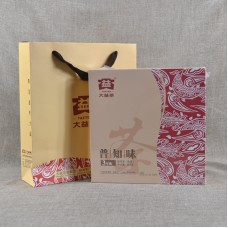 2015, Познающий Вкус Чая, 357 г/блин, шу, ч/ф Даи