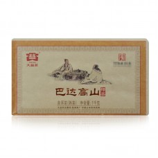 2012, Бадашанец, 1 кг/шт, шу, ч/ф Даи