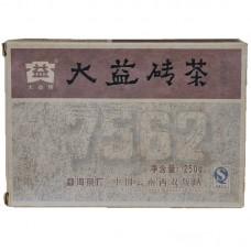 2009, 7562, 250 г/кирпич, шу, ч/ф Даи