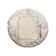2015, Впечатления Мэнхая, 357 г/блин, шу, ч/ф Дэфэн Чан