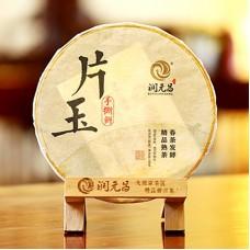 2017, Нефритовая пластинка, 150 г/блин, шу, ч/ф Жуньюань Чан