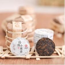 2019, Сяо Баньчжан, 56 г/упаковка, шу, ч/ф Жуньюань Чан