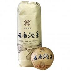 2017, Юньнаньская красавица, 500 г/точа, шу, ч/ф Ланхэ