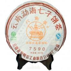 2007, 7590, 357 г/блин, шу, ч/ф Лимин