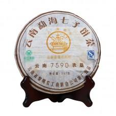 2010, 7590, 357 г/блин, шу, ч/ф Лимин
