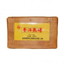 2010, Секрет в бамбуке, 250 г/кирпич, шу, ч/ф Лимин