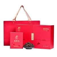 2019, Лао Чатоу, 300 г/коробка, шу, ч/ф Лунъюань Хао