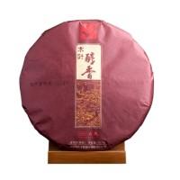 2020, Вино из древесных листьев, 357 г/блин, шу, ч/ф Мэнку Жунши