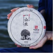 2018, Пейзаж горы Мэнсун, 357 г/блин, шу, ч/ф Фуюань Чан