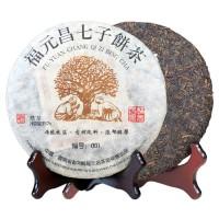2012, 001, 357 г/блин, шу, ч/ф Фуюань Чан