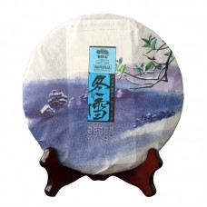 2016, Зимняя вьюга, 400 г/блин, шу, ч/ф Хайвань