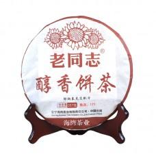 2017, Яркий аромат, 357 г/блин, шу, ч/ф Хайвань
