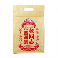 2018, Великолепная пятёрка, 1 кг/пакет, шу, ч/ф Хайвань